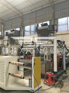 500型PVC热收缩膜吹膜机