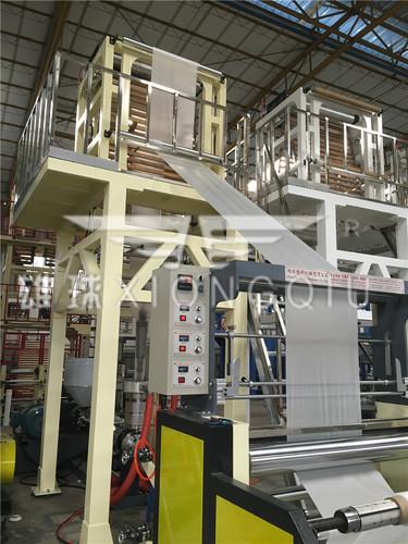 FM-1100 HDPE Film Blowing Machine