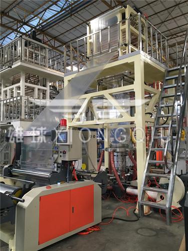 FM3-1100 ABC LDPE Film Blowing Machine